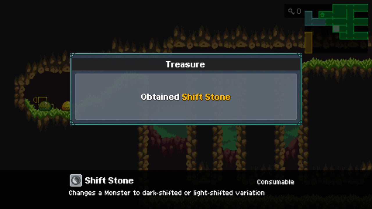 Monster Sanctuary Shift Stone Locations Guide