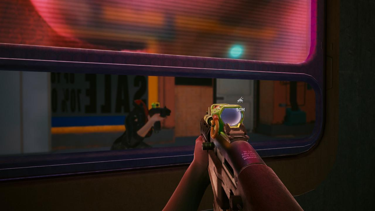 Cyberpunk 2077 Add Character Reflection to Reflective Surfaces (RTX Reflections Required)