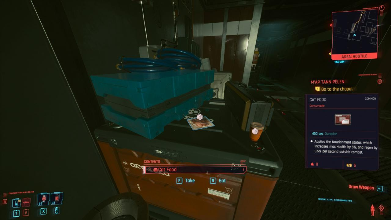 Cyberpunk 2077 How to Get Your Own Cat!