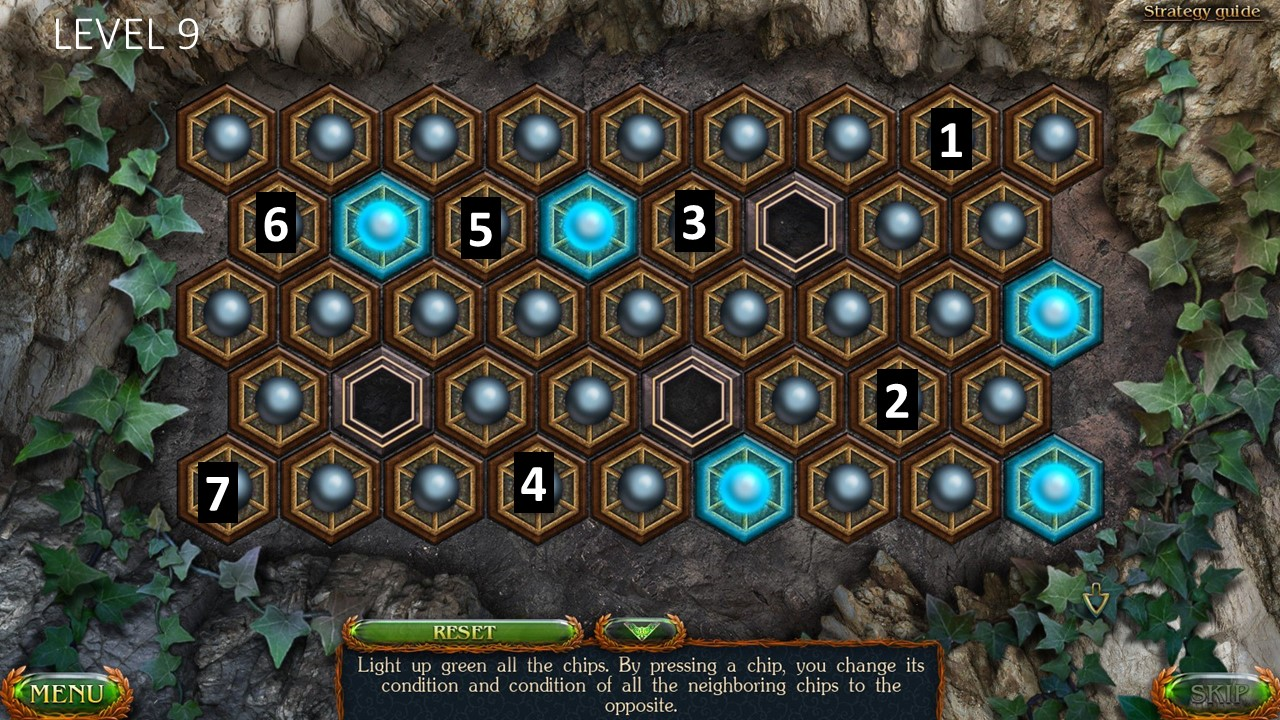 Lost Lands: Redemption - Bonus Levels Solutions & Achievements Tips