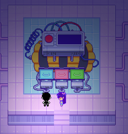OMORI Puzzle Guide (Laboratory Inside the Whale's Belly)