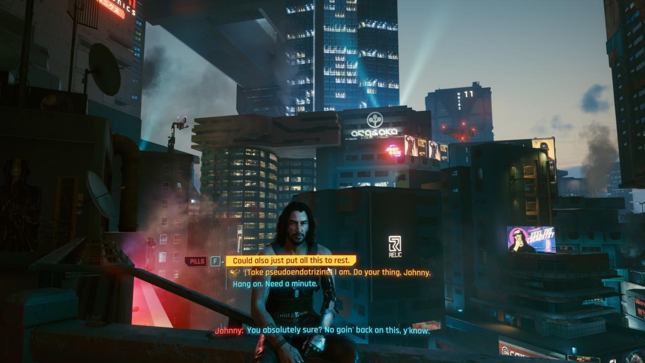 Cyberpunk 2077 Secret Ending Guide