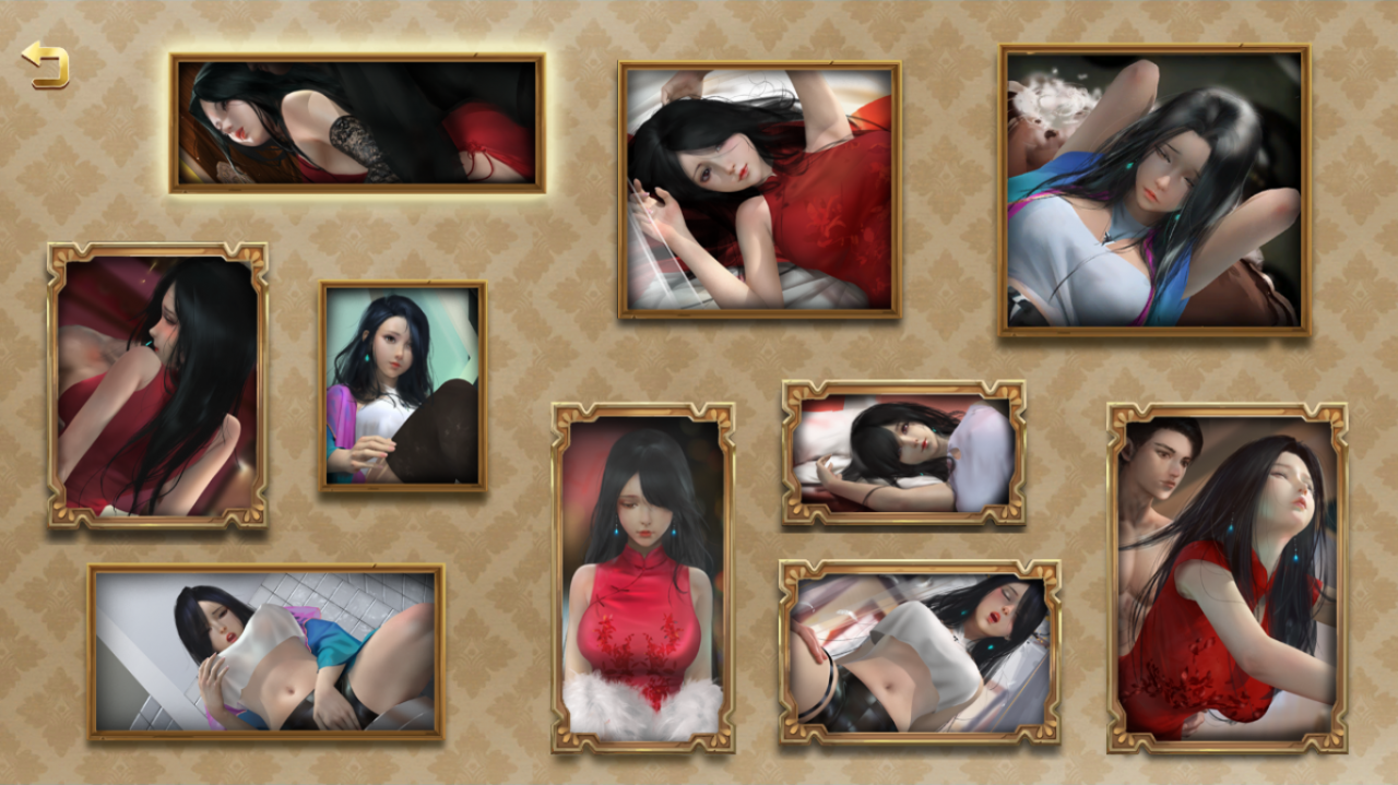 YUME How to Unlock the Top Left Gallery Scene