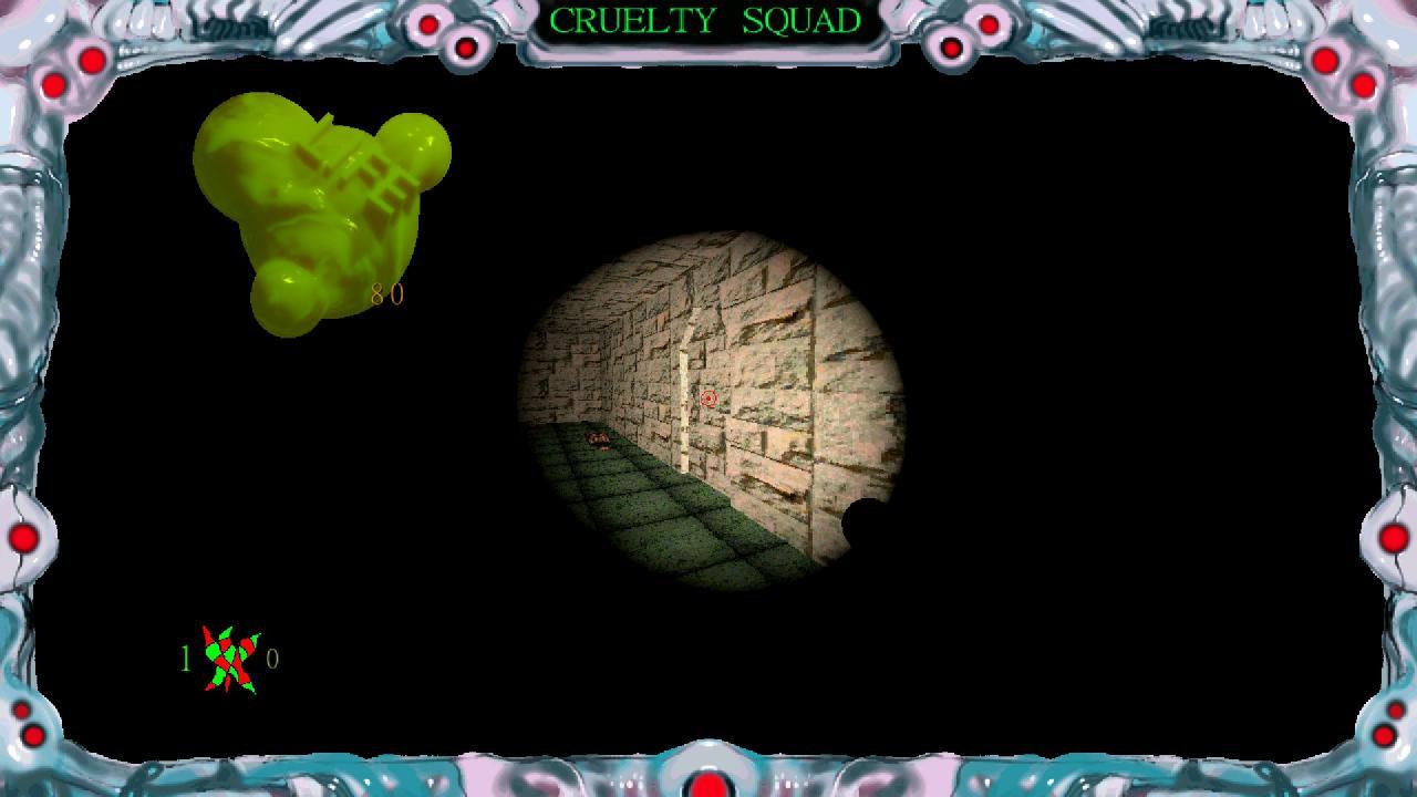 Cruelty Squad Unlocking Secret Items Guide