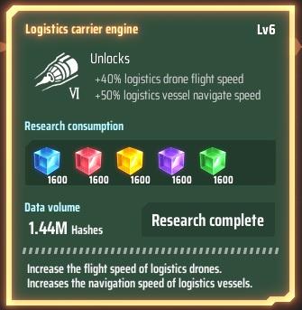 Dyson Sphere Program: Logistic Station (Example)