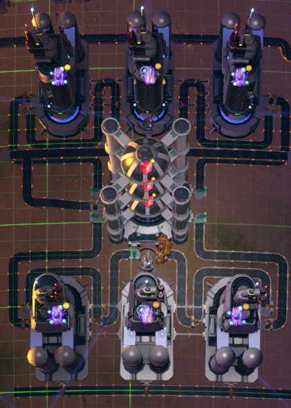 Dyson Sphere Program Matrix Crafting Guide (Modular Matrix Madness)