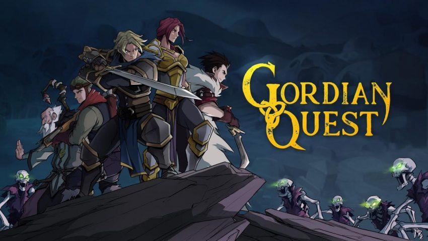Gordian Quest Naran Turn One All-kill Build Guide