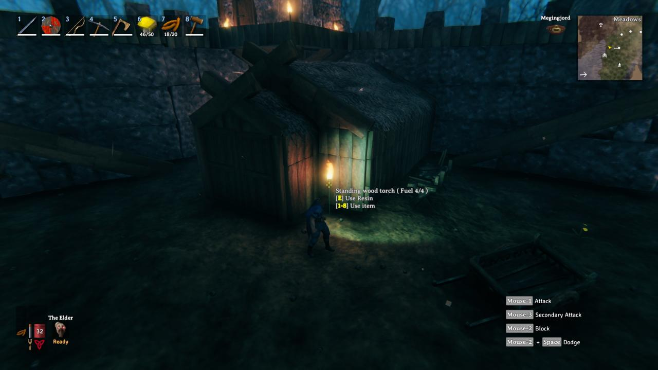 Valheim Building a Aestetic Warehouse Guide