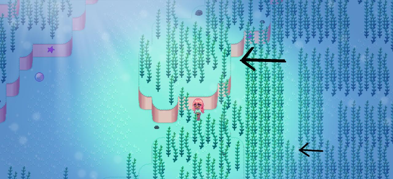 Deep Sea Valentine All Bubble Locations Guide