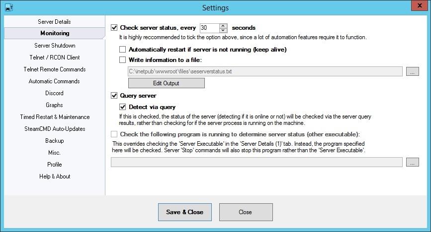 Valheim Creating & Managing a Server With Game Server Manager