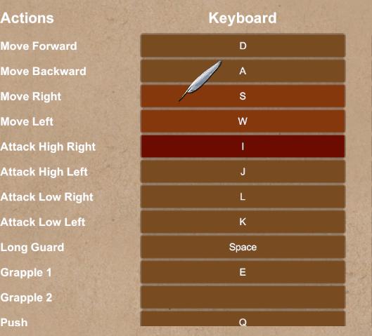 Hellish Quart Keyboard Controls Guide