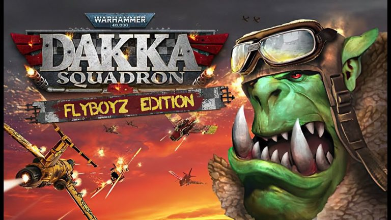 Warhammer 40,000: Dakka Squadron - Flyboyz Edition How to Change In-Game Language