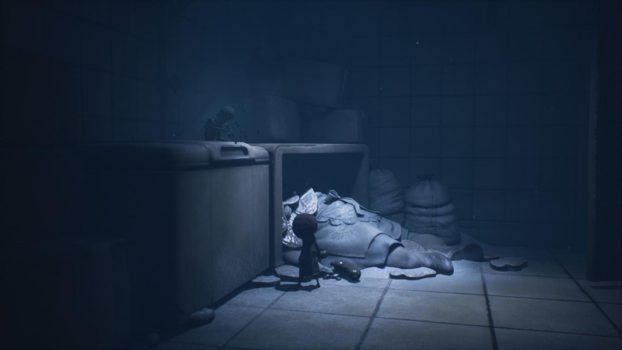 Little Nightmares II All Glitching Remains Locations