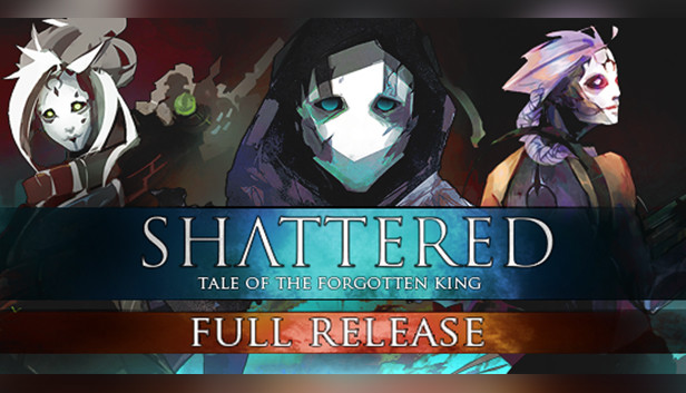 Shattered - Tale of the Forgotten King Save File Location Guide