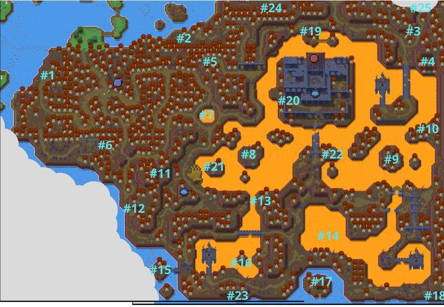 Rogue Heroes: Ruins of Tasos All Sphere Locations Guide