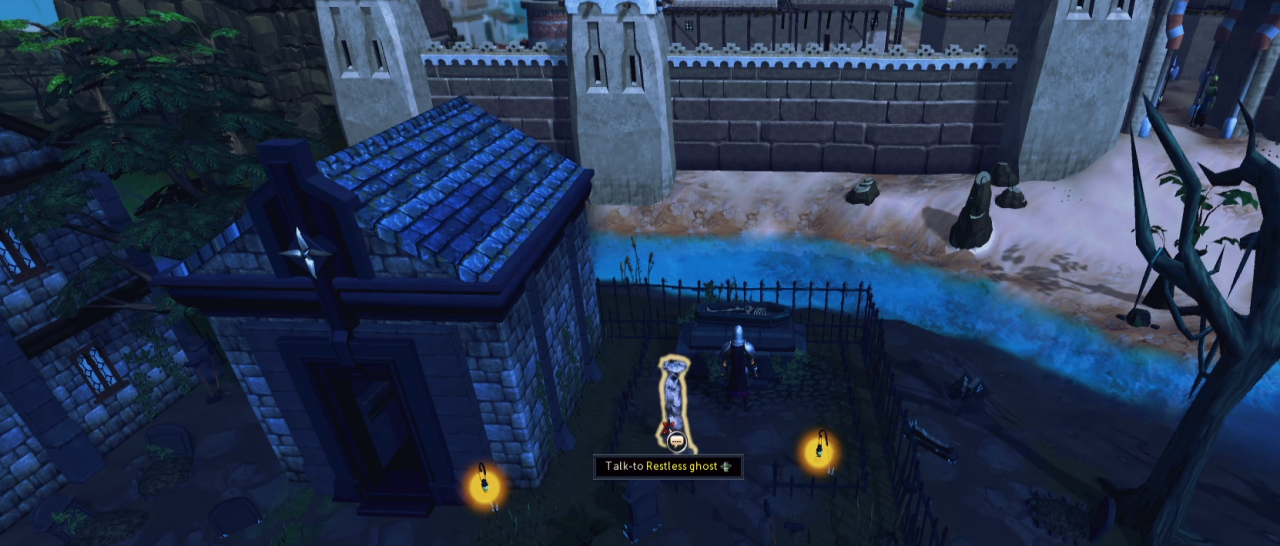 RuneScape The Restless Ghost Complete Guide
