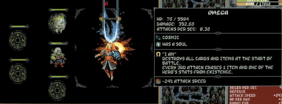 Loop Hero How to Beat Act IV Using Necromancer