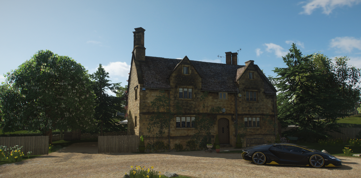 Forza Horizon 4 Complete Houses Locations and Rewards Guide