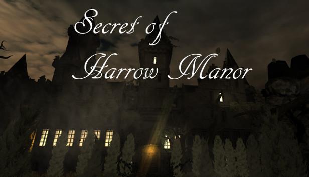 Secret of Harrow Manor Co-op Campaign Walkthrough