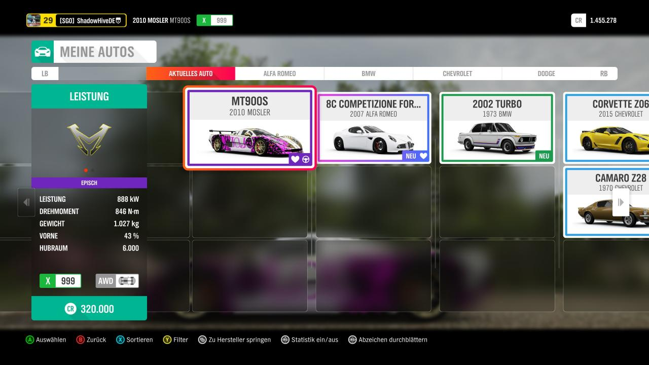 Forza Horizon 4 Fastest Car for Beginners