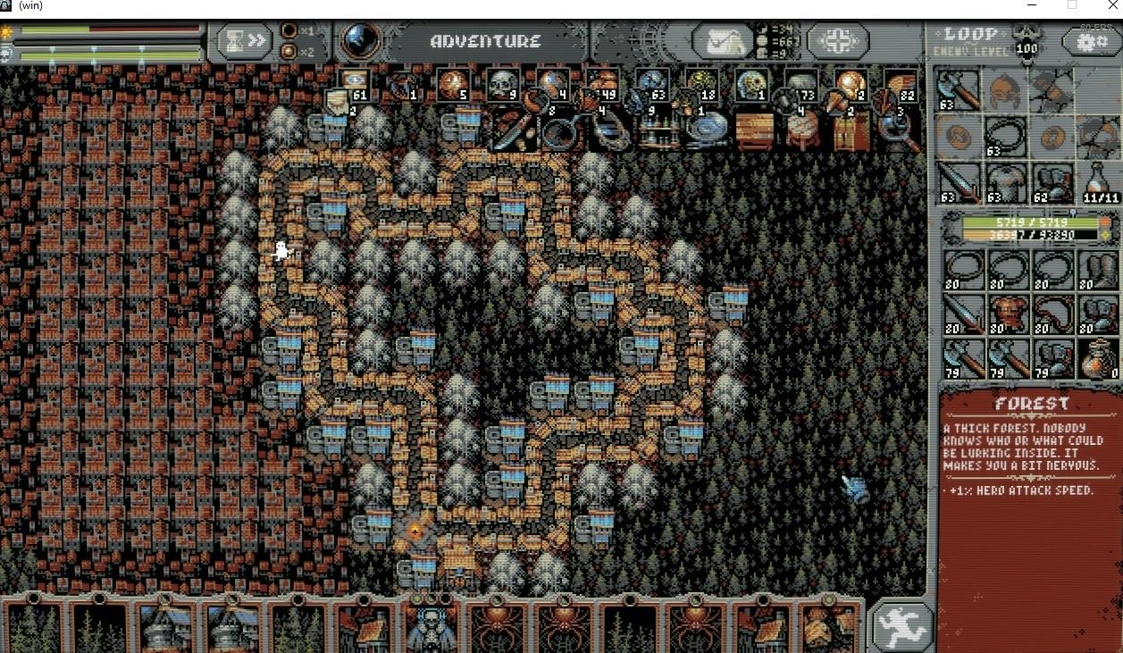 Loop Hero How to get to Loop 100 (and Infinity!)