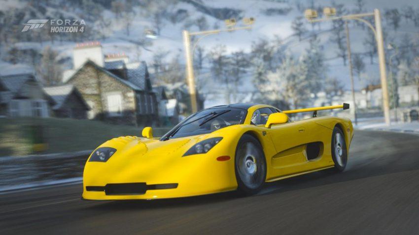 Forza Horizon 4 Top Fastest Cars List (2021)