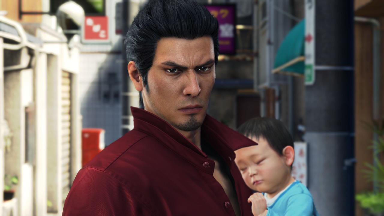 Yakuza 6: The Song of Life Licensed Music Restoration Patch