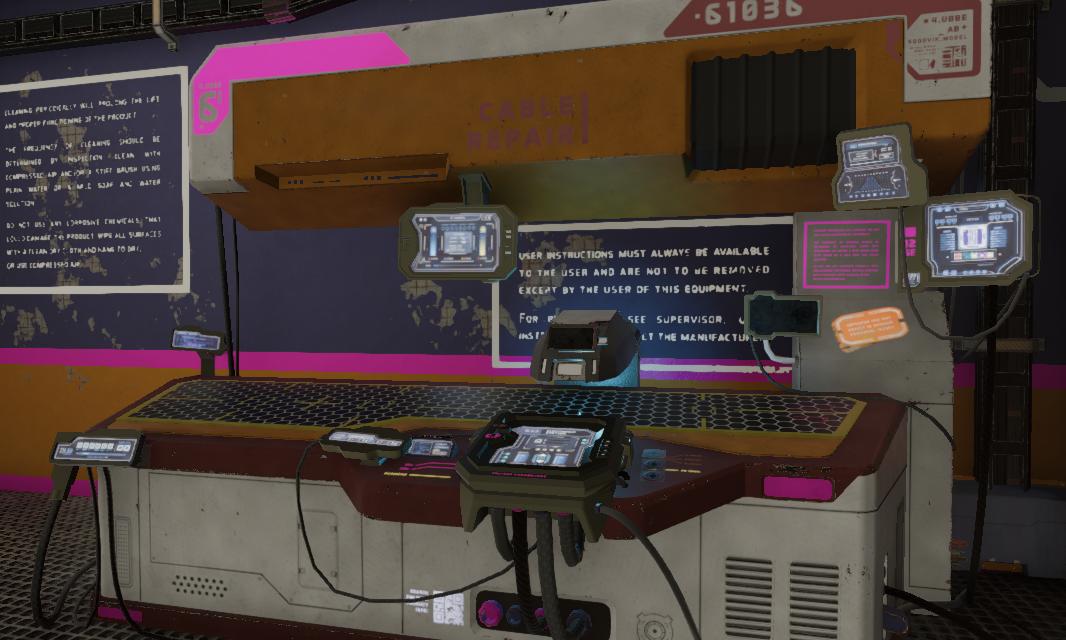 Mech Mechanic Simulator Electronics Station Guide