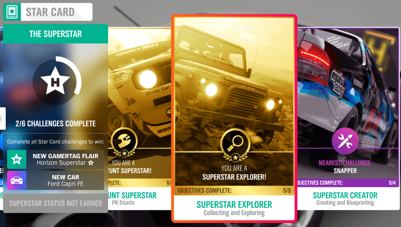 Forza Horizon 4 Complete Rarest Cars List (Hard to Find)