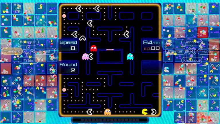 Pac-Man 99 How To Increase Speed
