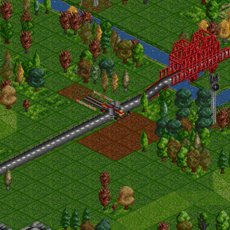 OpenTTD How To Wreck The Competition