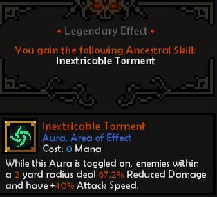 The Slormancer Poison Inner Fire Mistwalker Build (Wrath 10 Viable Melee)