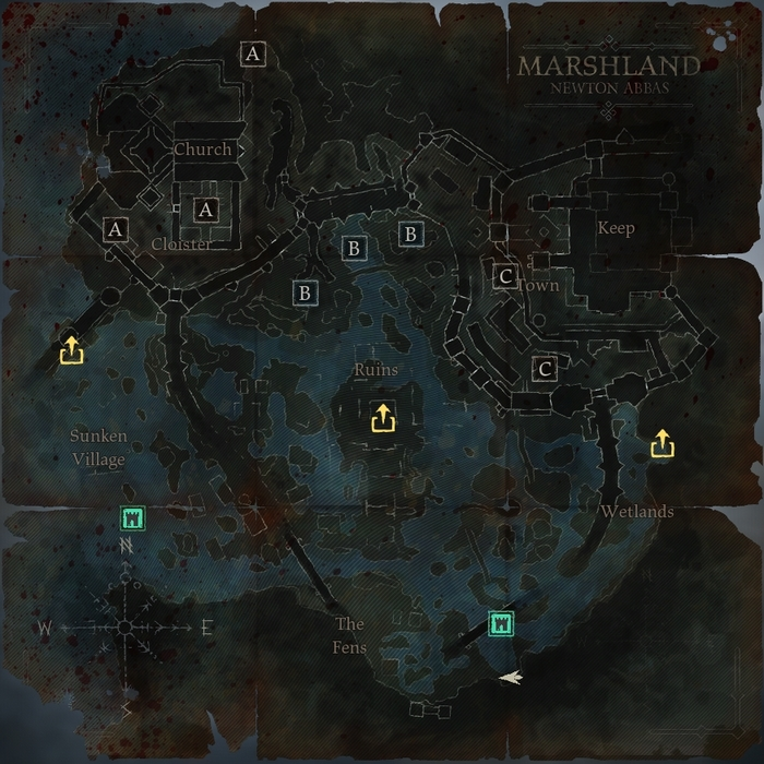 Hood: Outlaws & Legends Guide on Maps Reference & tips
