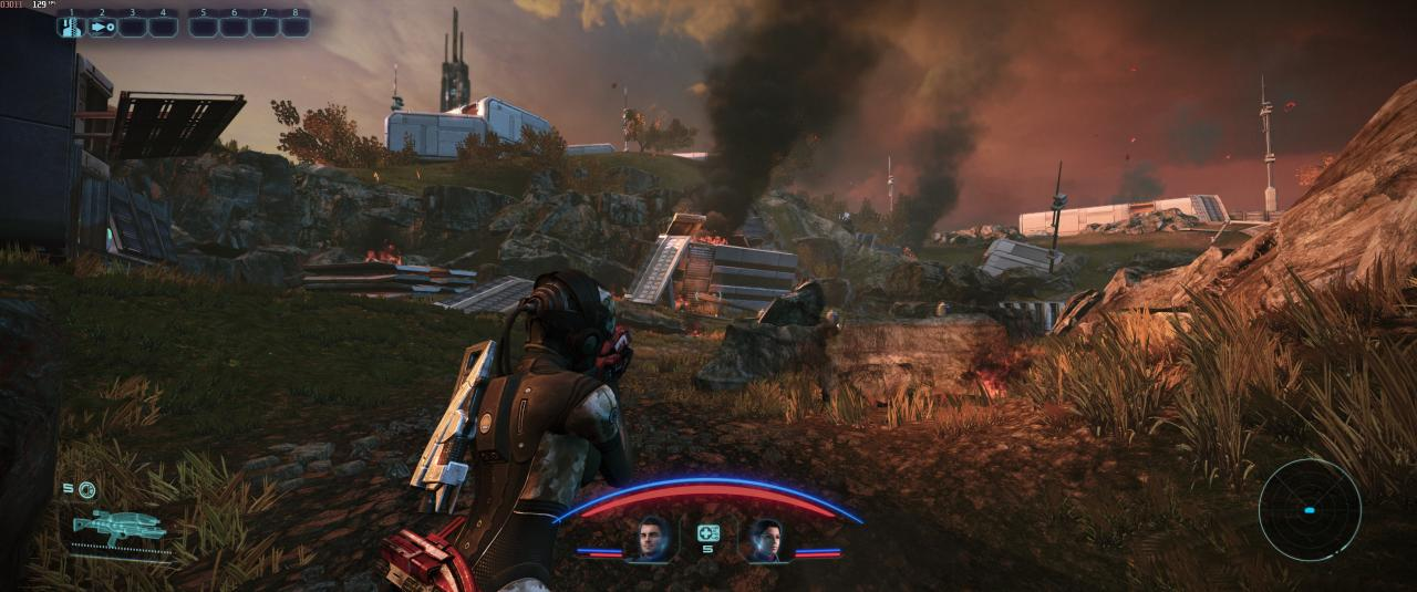 Mass Effect Legendary Edition How to Change FOV in ME1