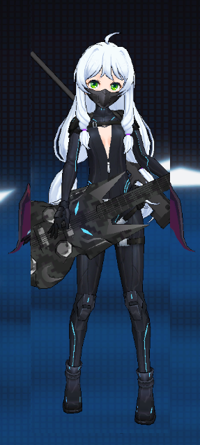 Soulworker All Free Stella GIFT Event Costume Guide