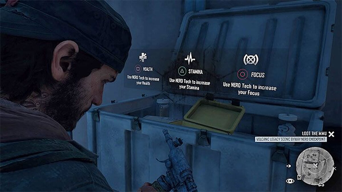 Days Gone How to Maximize Health Stamina Concentration
