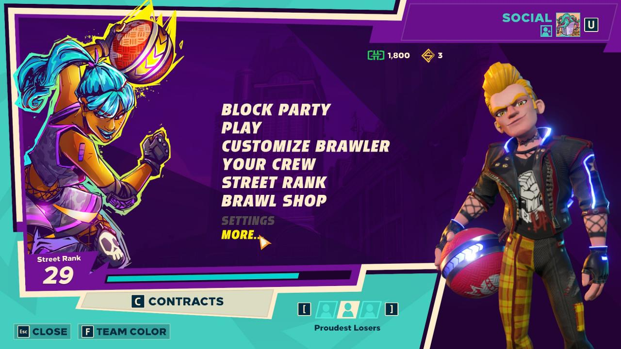 Knockout City Redeemable Codes for In-game Loot
