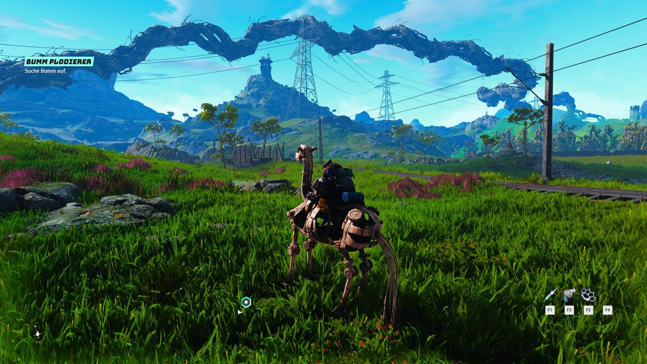 BIOMUTANT How to Get Better Graphic