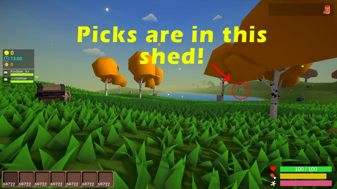 Muck Amazing Seed For Better Co-op Experience