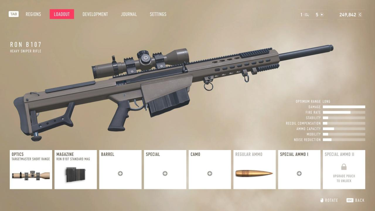 Sniper Ghost Warrior Contracts 2 Sniper Rifles Guide
