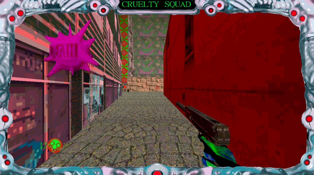 Cruelty Squad Guide to Basics for Beginners