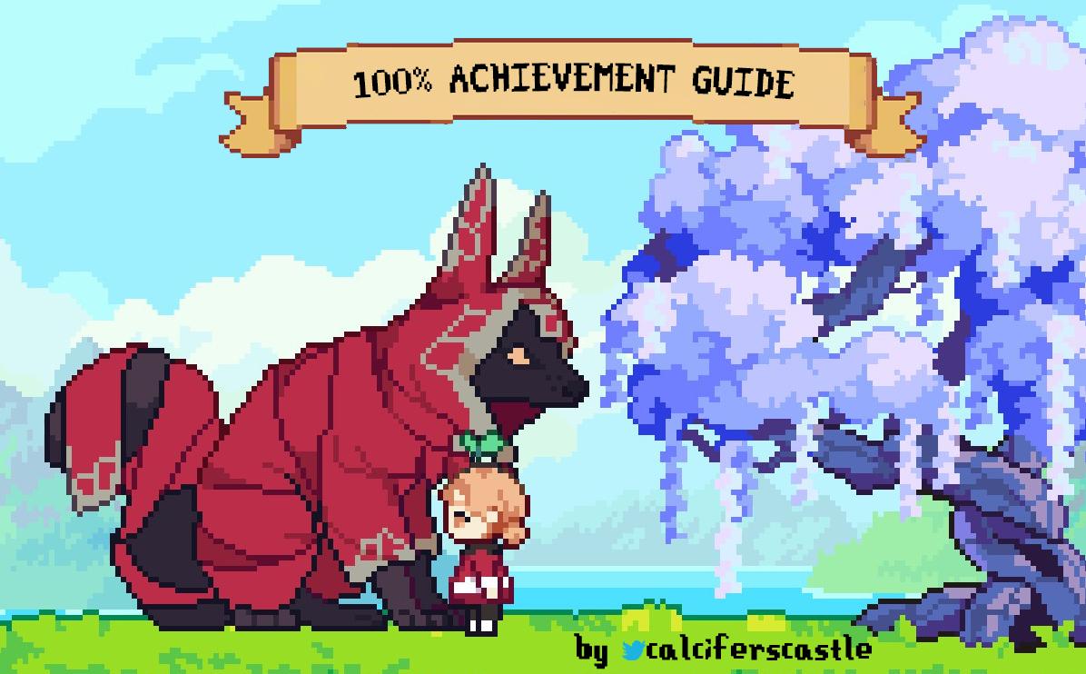 Luna's Fishing Garden 100% Achievements Guide