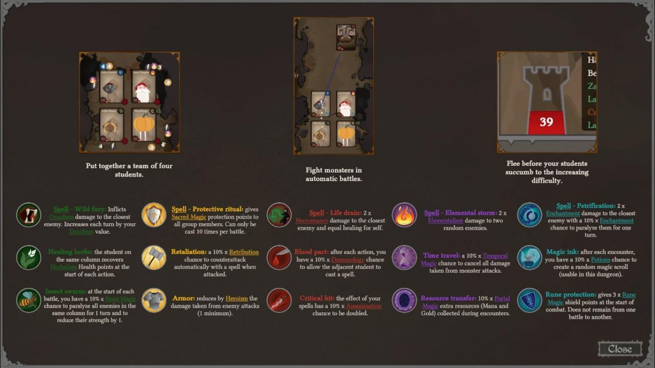 Spellcaster University Beginners Guide to Construction