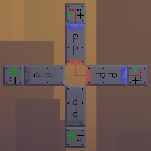 Warp Factory Logic Gates Building Guide