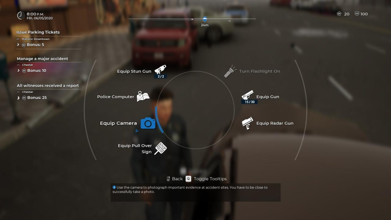 Police Simulator: Patrol Officers Traffic Accidents Guide