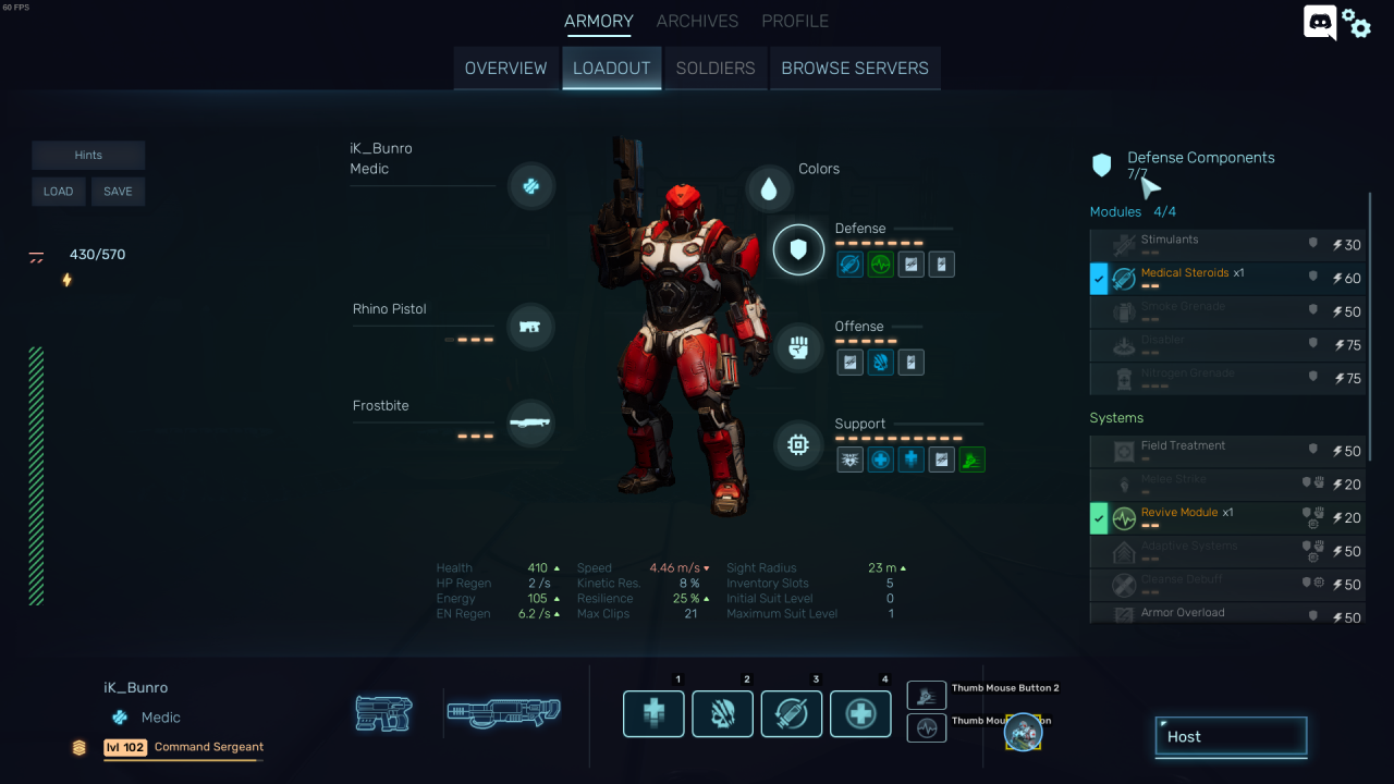 Red Solstice 2: Survivors Medic Class Everything You Need Know