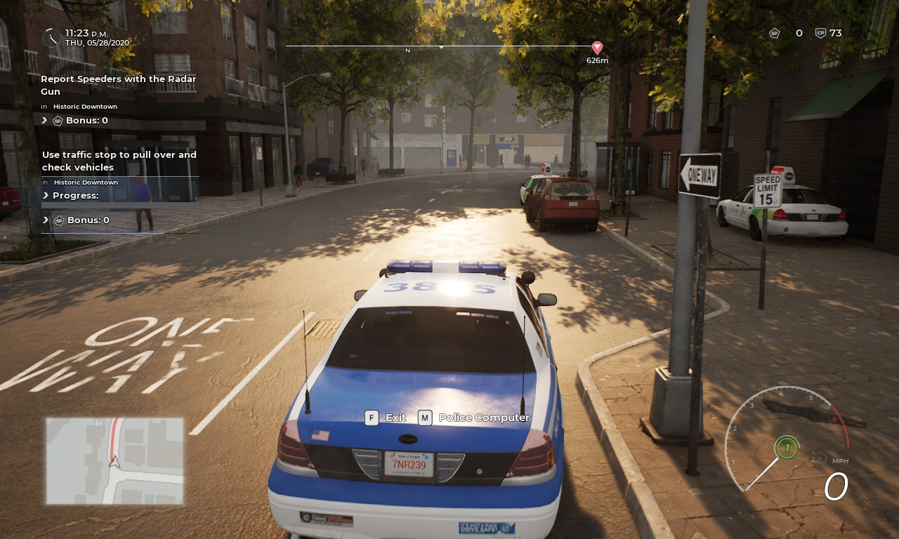 Police Simulator: Patrol Officers Reference Map Guide (June 2021)