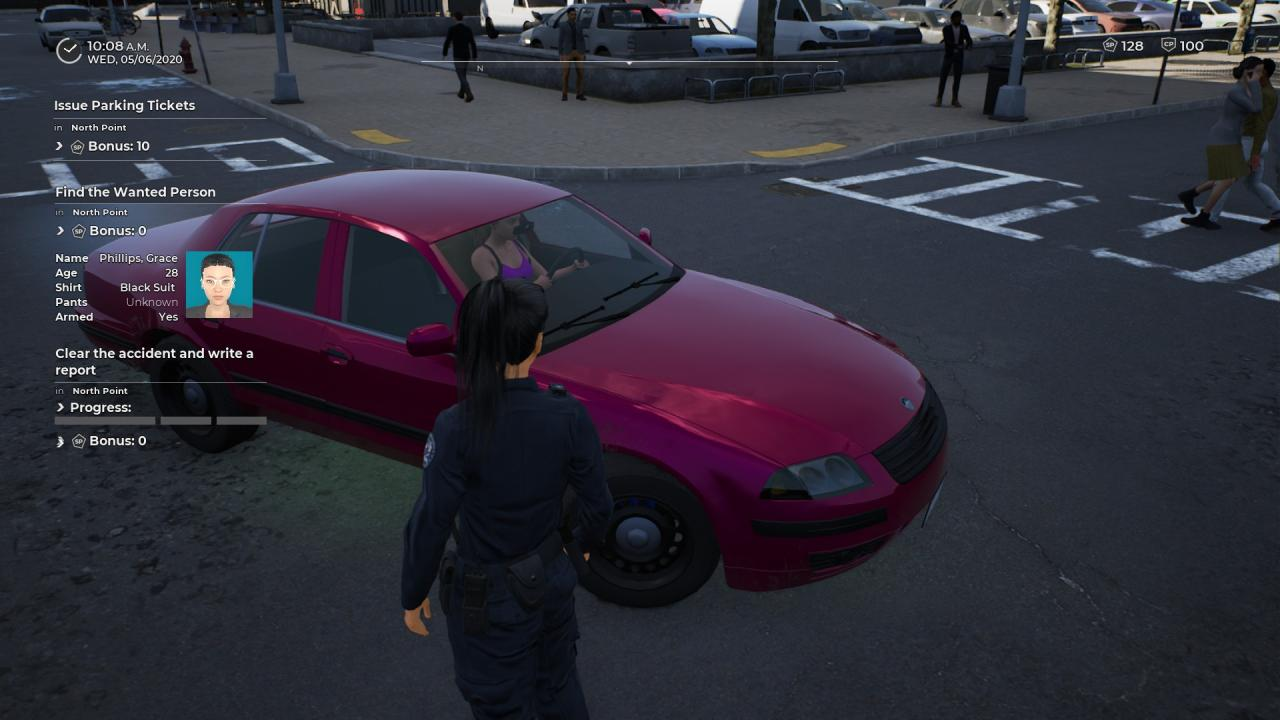 Police Simulator: Patrol Officers How to Detain