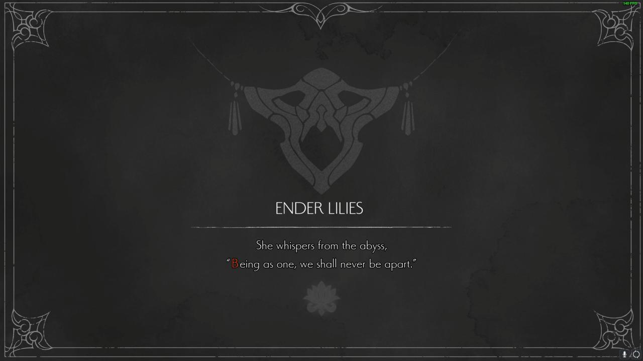 ENDER LILIES All Endings Guide