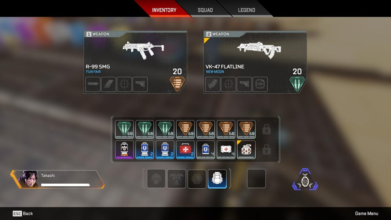 Apex Legends: Ultimate Inventory Guide